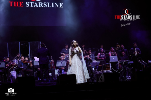Shreya Ghoshal Pictures Rotterdam Ahoy